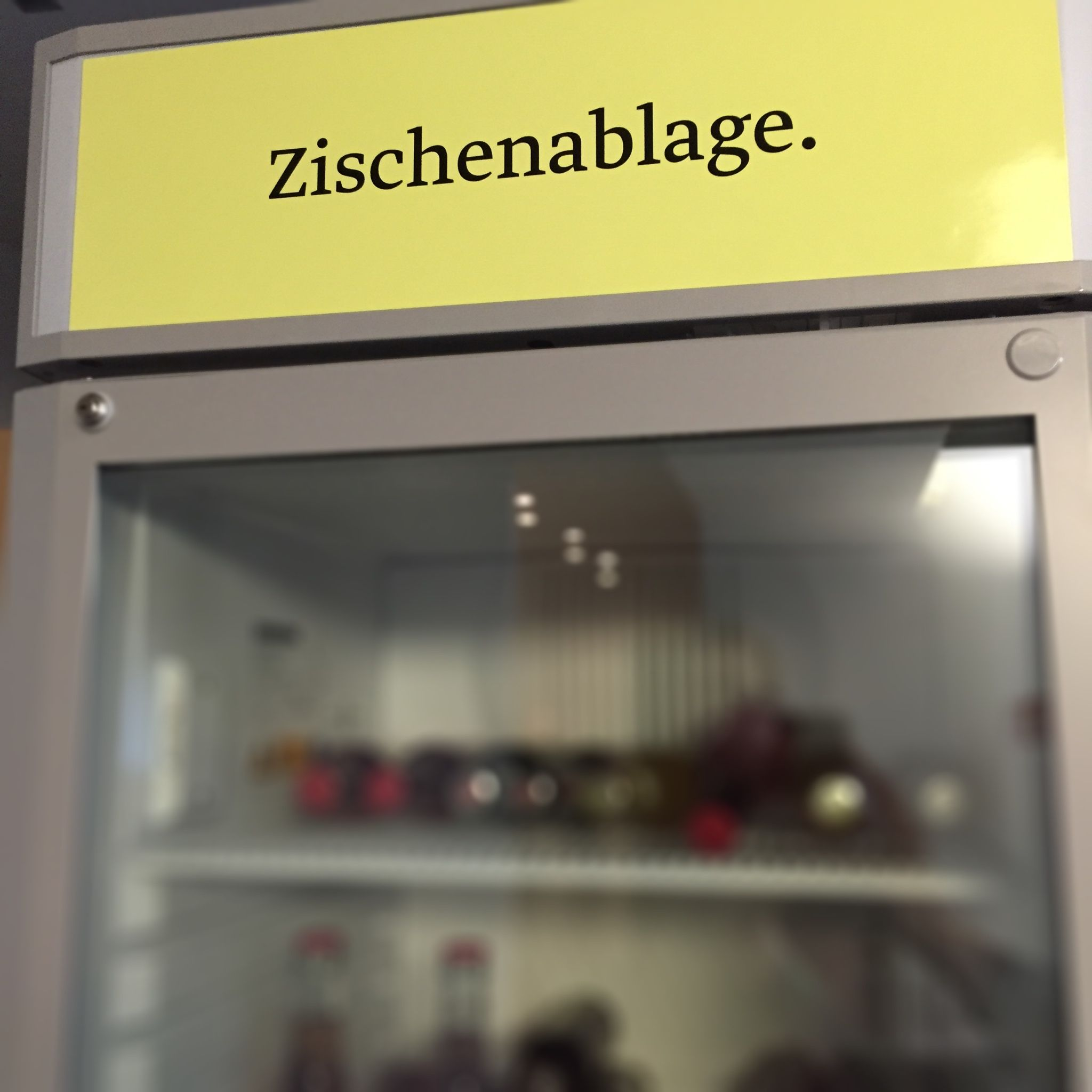 Zischenablage. #FridgeFriday No. 88