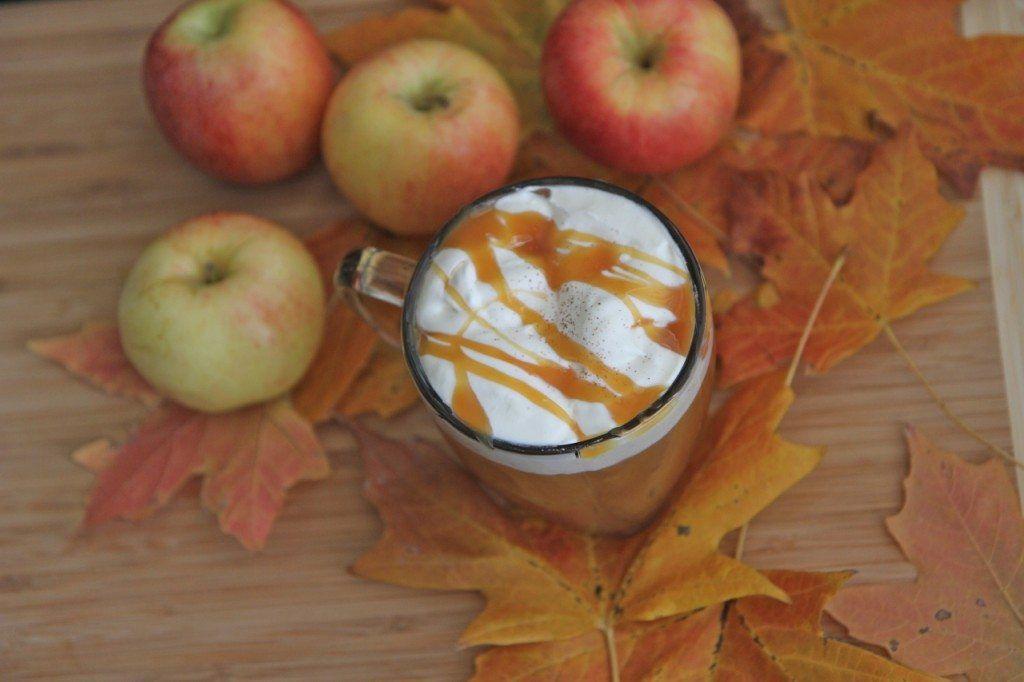 Caramel apple spicelike starbucks recipe caramel