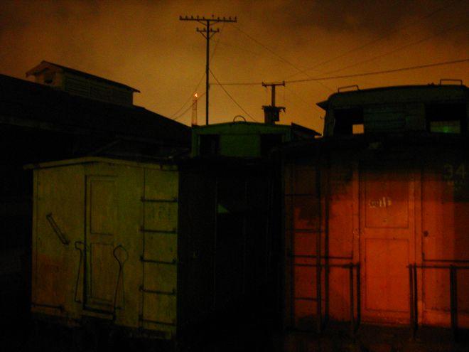 vagones abandonados, museo del ferrocarril, Guatemala by reo83.deviantart.com on @deviantART