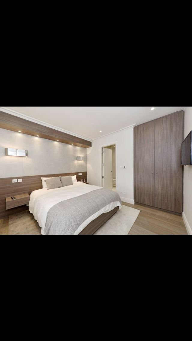 Interior Design Of Guest Room: Guest Bedroom With Joinery (With Images)