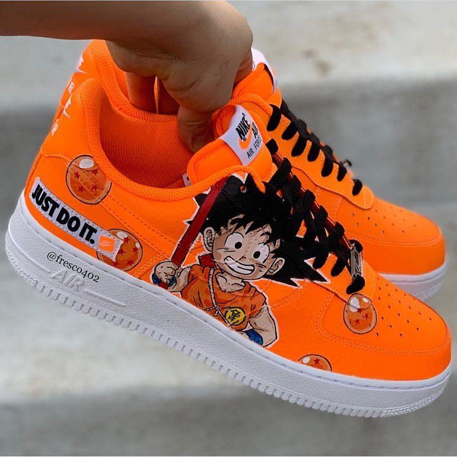 Goku Air Force 1s Rate these! Cop or Drop? Follow