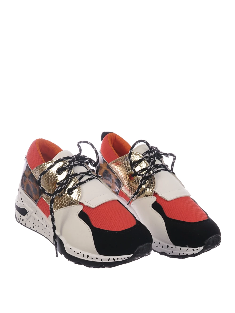 Galaxy01 Forever Link Chunky Daddy Platform Sneaker