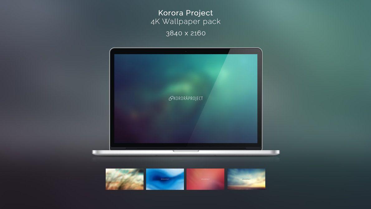 Windows 10 Wallpaper Pack: Korora Project 4K Wallpaper Pack By Cazatormenta