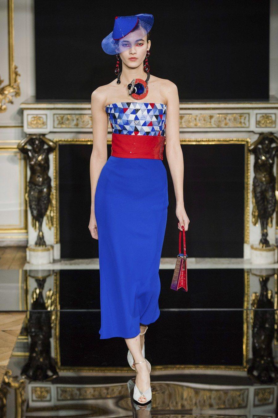 Armani Privé Spring 2019 Couture Fashion Show Couture