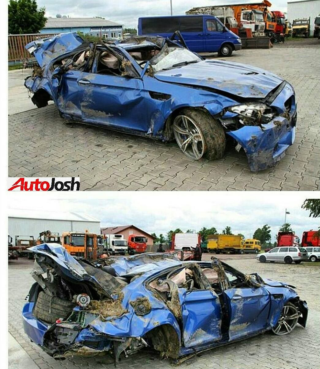 Crashed M5 Owner Trying To Hit 300km H B4 This Crash Wat Speed Do U Think He Achieved It S Totally Wrong Racing In Public Roads Public Road Car Crash Racing