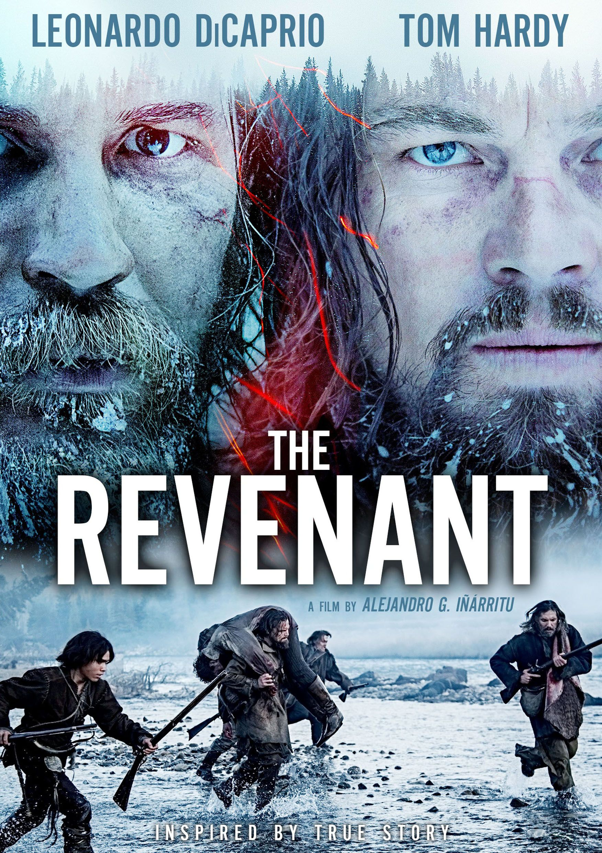 THE REVENANT Movie PHOTO Print POSTER Film Art Leonardo DiCaprio Tom Hardy 001