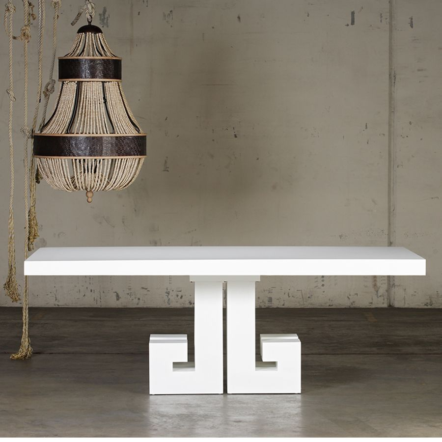 """Frank Dining Table 84""""long 42""""wide"""