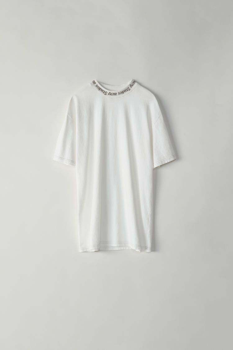 c73ae6fbf7ed Acne Studios - Gojina Dyed white oversized t-shirt. | TOPS ETC. in ...