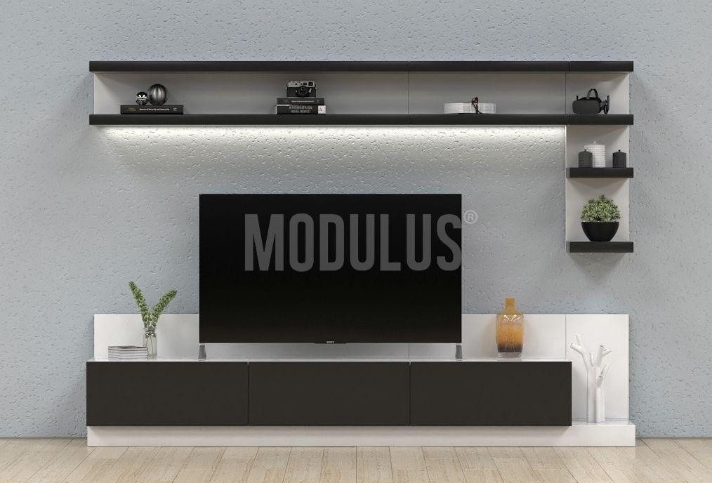 Modulares Para Living Tv Lcd Led Wall Unit Muebles Para Tv Racks Rack Modulares Muebles Para Lcd Muebles Para Living Comedor Muebles Para Tv Muebles