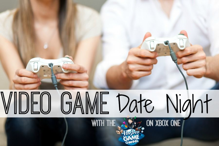 DATE NIGHT WITH THE HASBRO GAME CHANNEL ON XBOX ONE