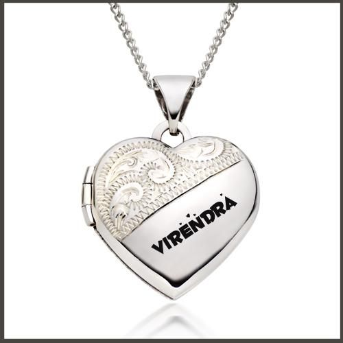 White gold heart locket pendant profile pics with name lockets white gold heart locket pendant profile pics with name mozeypictures Images