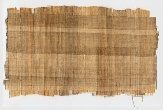 Comment faire du papyrus,