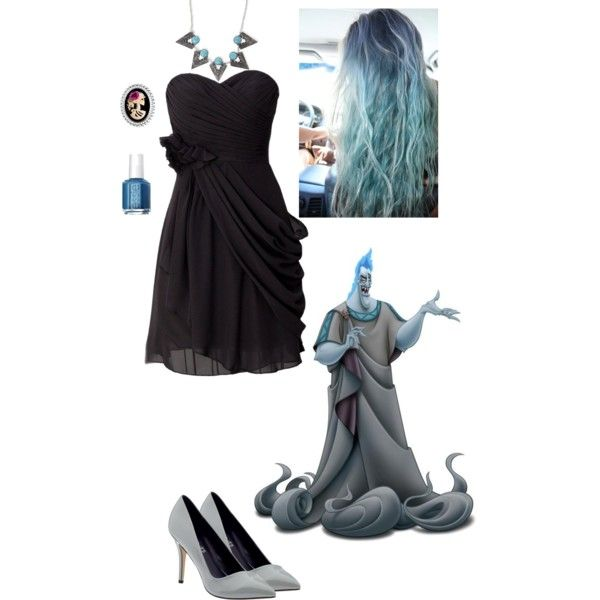 """""""Hades Ispired Outfit"""" by roses-s on Polyvore"""