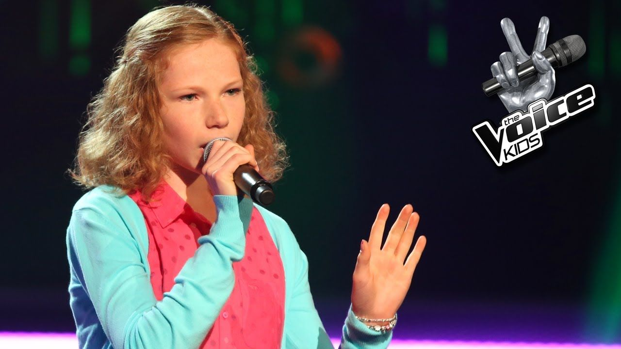 Dionne She Wolf The Voice Kids 3 The Blind Auditions David Guetta The Voice Youtube