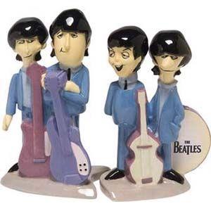 Beatles - Salt and Pepper shakers from Vandor