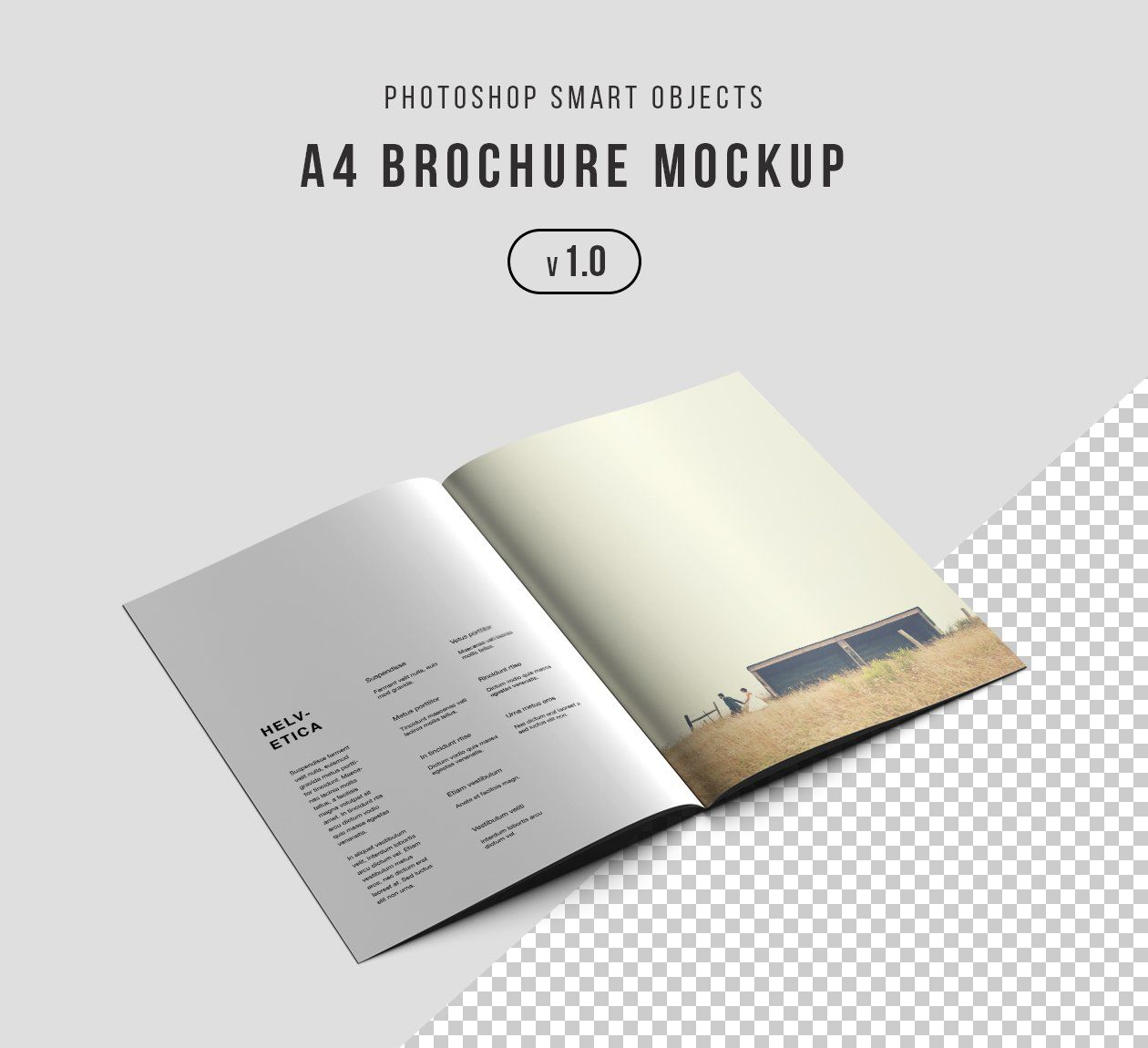 Free A4 Brochure Mockup Psd Graphic Pear Free Photoshop Mockup Psd A4 Brochure Folletos Y Free