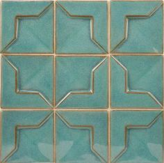Syzygy Tile Stars Crosses Pattern Patterned Floor Tiles Patterns Wall And