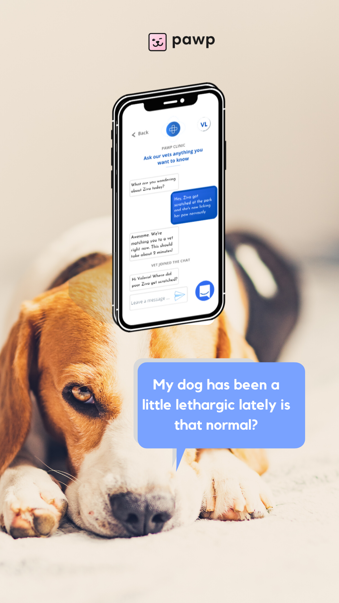 The Digital Health Clinic For Your Pet Talk To A Vet 24 7 In 2020 Pet Wellness Pet Emergency Vets