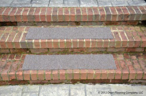 Best Dean Premium Indoor Outdoor Carpet Non Skid Stair Treads 400 x 300