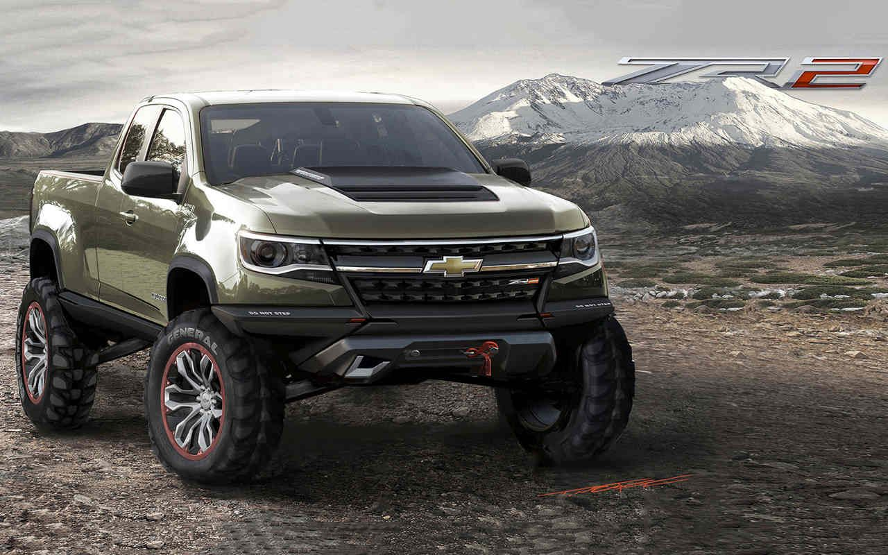 2019 Chevy Colorado Zr2 Concept Rumors Http Www Carmodels2017