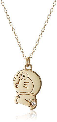 Doraemon x hello kitty doraemon putting kittys bell on tail doraemon x hello kitty doraemon putting kittys bell on tail yellow gold diamond approx pendant x doraemon x hello kitty collaborate jewelry by va mozeypictures Gallery
