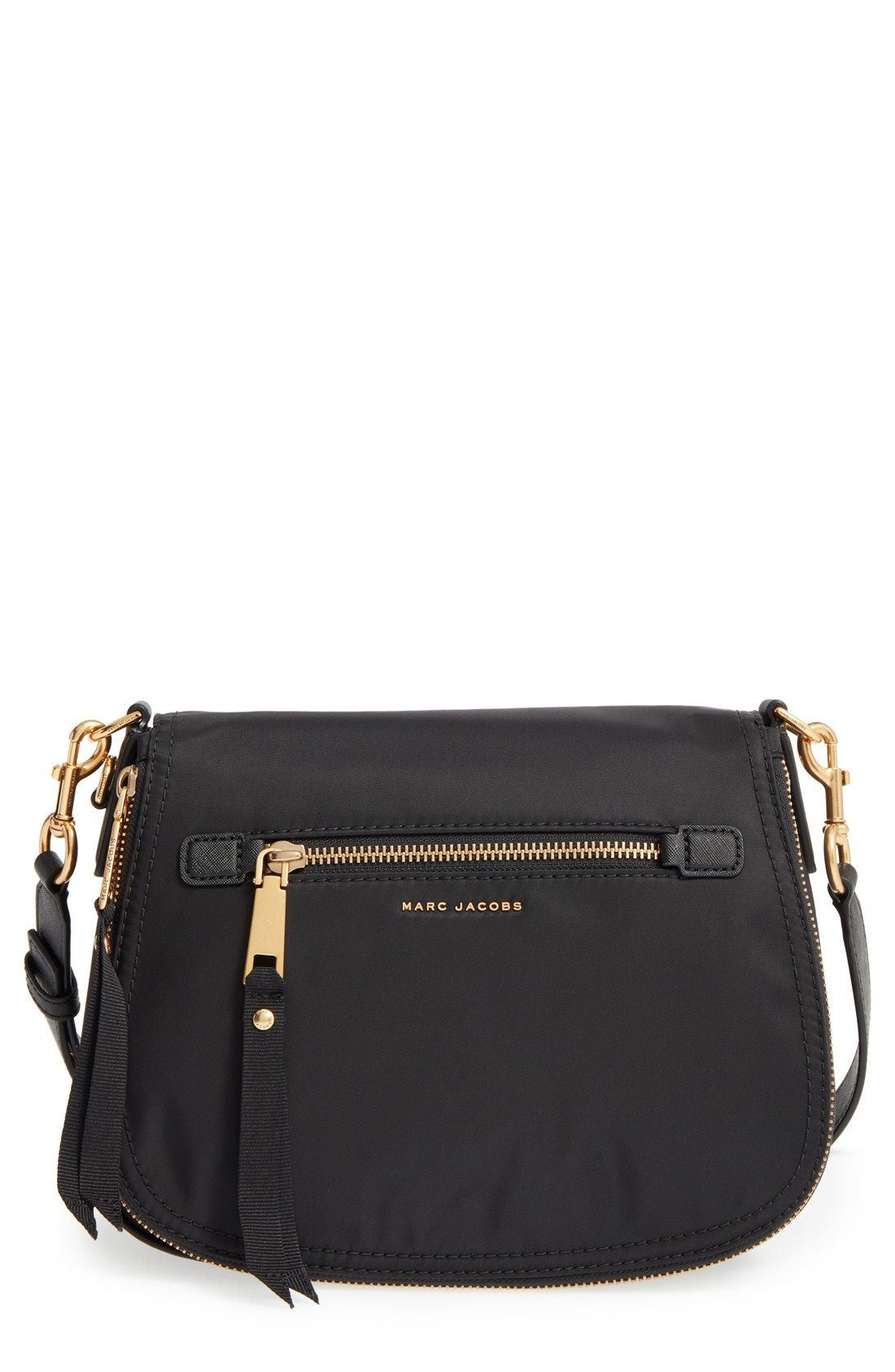 41080b65d16e MARC JACOBS Trooper Nomad Nylon Saddle Bag available at  Nordstrom ...