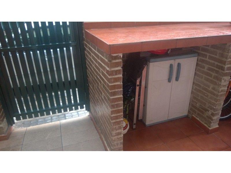 Resultado de imagen para armario lavadora exterior - Armario para exterior ...