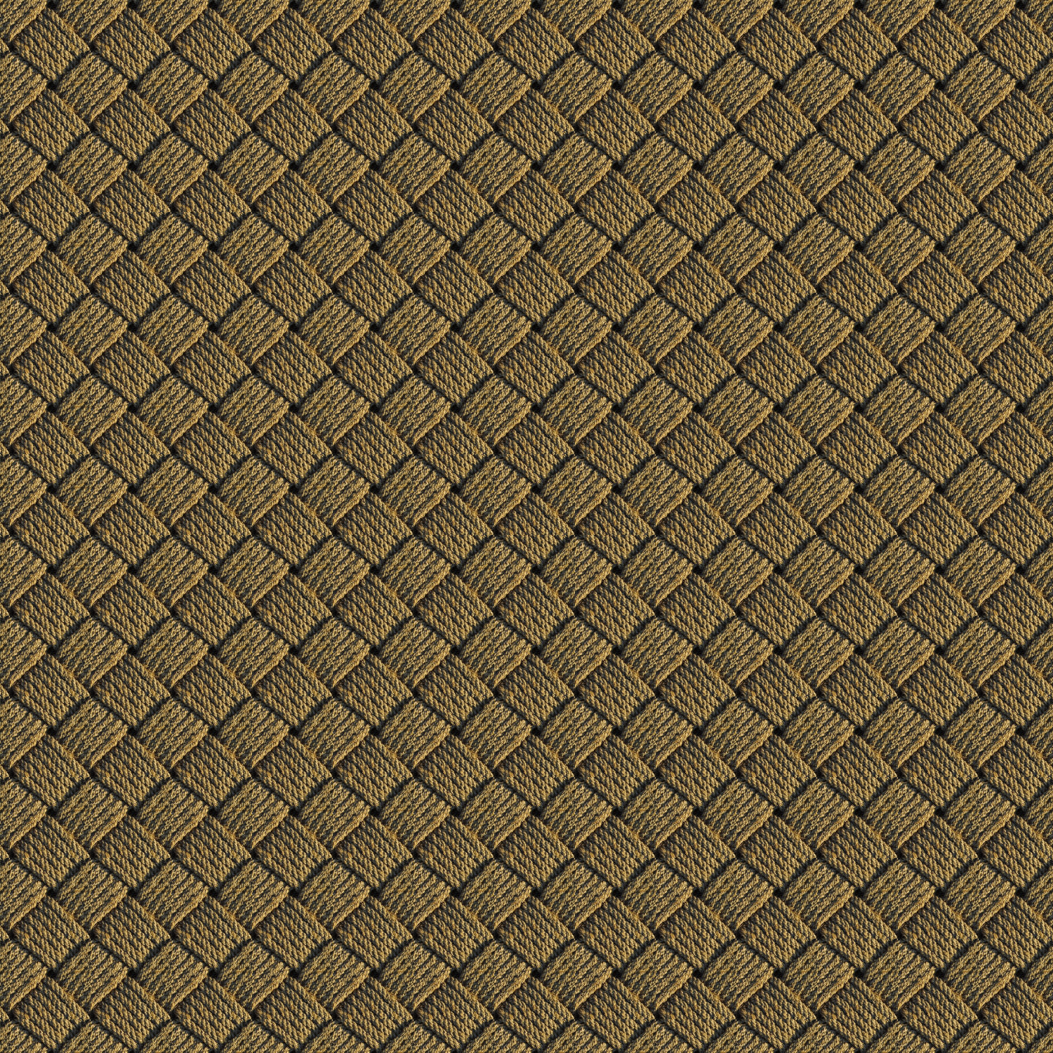 Rope Texture Pattern By