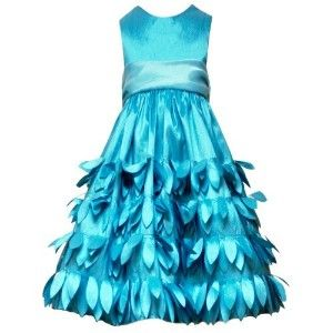 Blue Party Dresses 7-16 for Girls