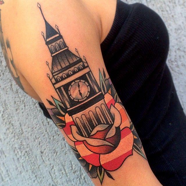London Inspired Tattoo