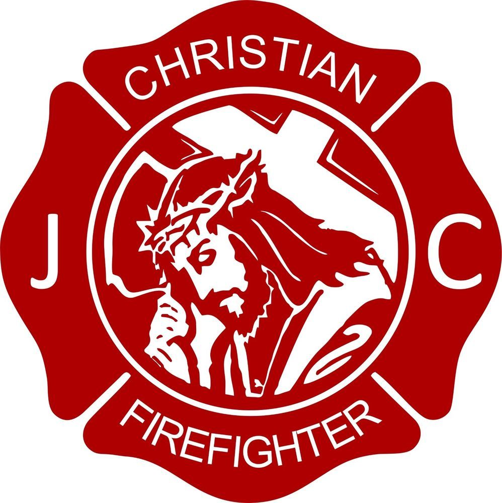 Firefighter decals
