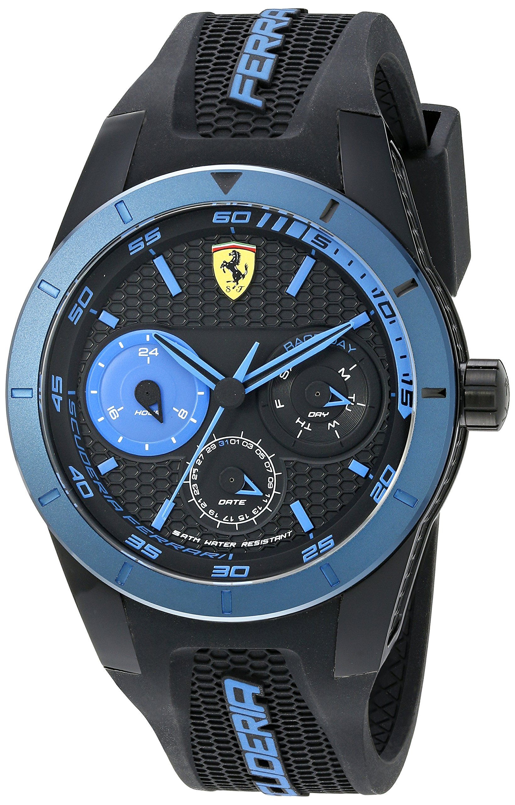 fashion rossoferrari ferrari black ferraristore luxury chronograph watches accessories red scuderia watch ferrariwatch womens pin