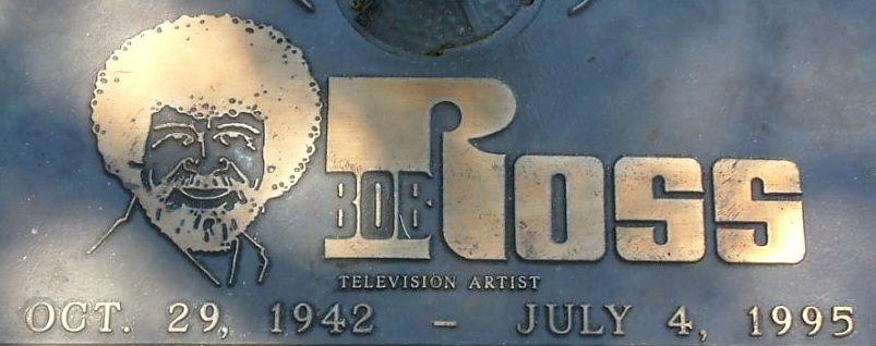 bob ross biography