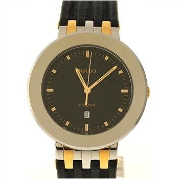 RADO DiaStar Swiss Quartz Watch http://www.propertyroom.com/l/rado ...