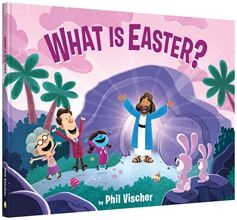 Photo of What Is Easter? Book