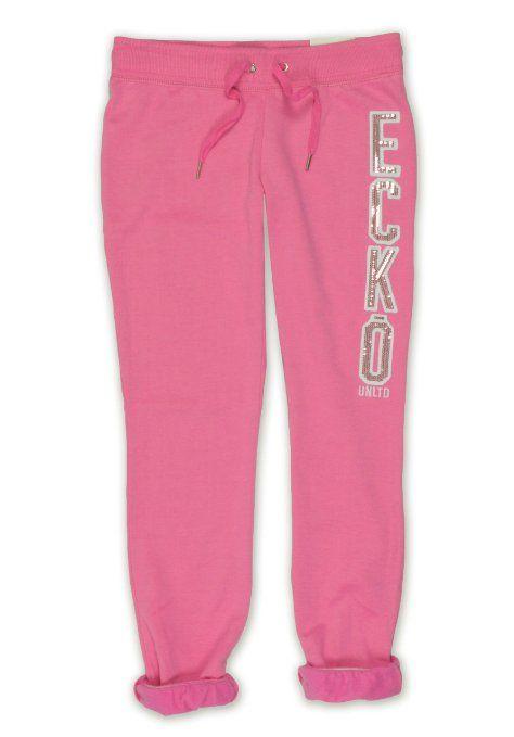 88d2c3407ad9fc Amazon.com: Marc Ecko Womens Ecko Sequins Unltd Cynchd Sweatpants Athletic  Pants - rosepink - Regular: Clothing
