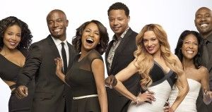 The cast of Best Man Holiday