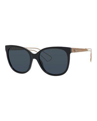 04544a1853e3 Diorama Caged Monochromatic Sunglasses | Products | Dior sunglasses ...