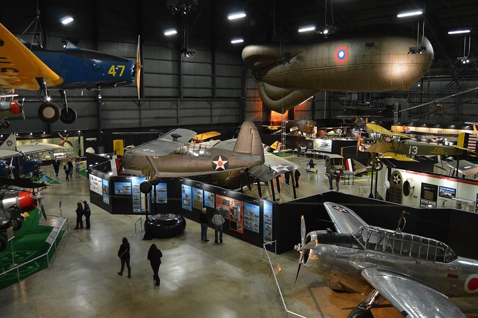 The 10 Best Museums in Ohio! Dayton, Aviation history