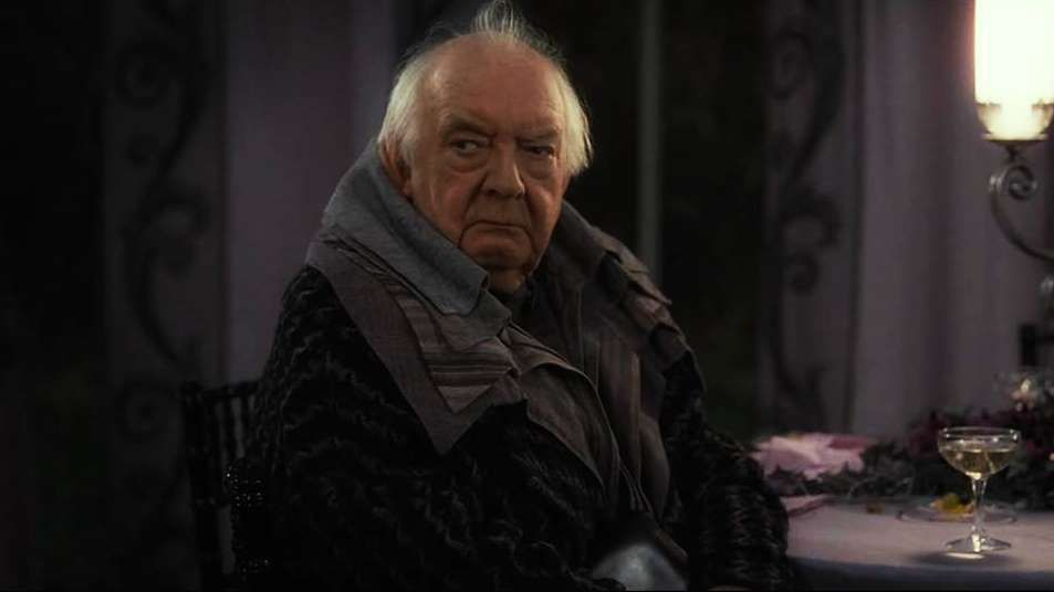 British Actor David Ryall Who Is Best Known For His Role In Harry Potter And The Deathly Ha Harry Potter Actors Harry Potter Episodes Harry Potter Characters