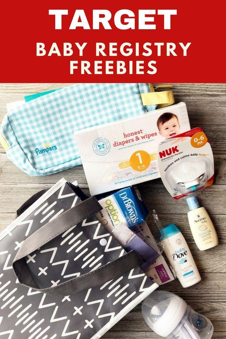Target Baby Registry & Welcome Bag Freebies | Target baby ...