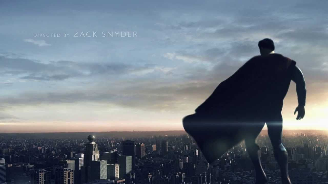 Man of Steel - Title Sequence [HD], via YouTube.