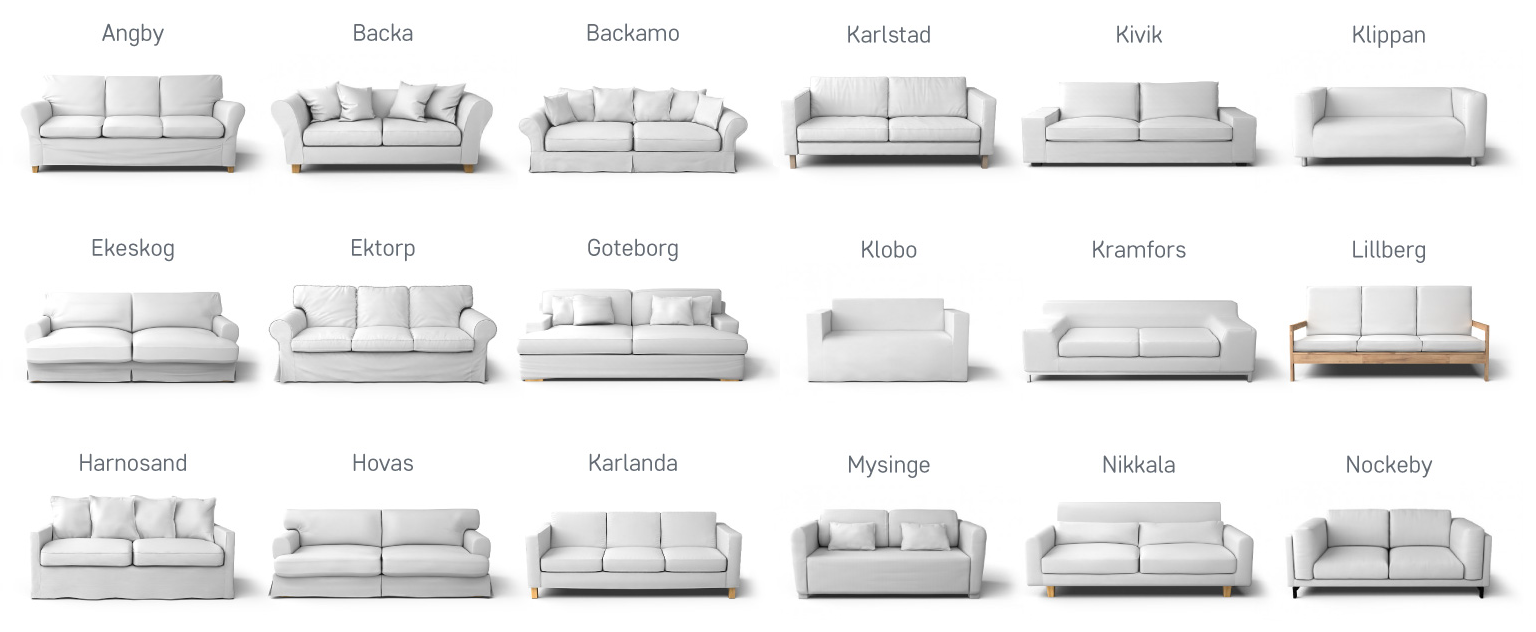 Replacement Ikea Sofa Covers For Discontinued Ikea Couch Models Ikea Sofa Ikea Sofa Covers Ikea Couch