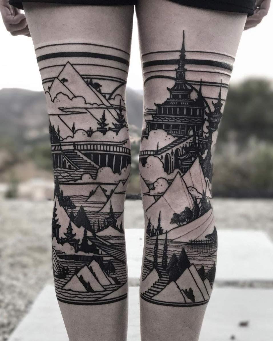 Siehe, 80 Tattoos, die jedes Mädchen sehen muss #tattoosandbodyart