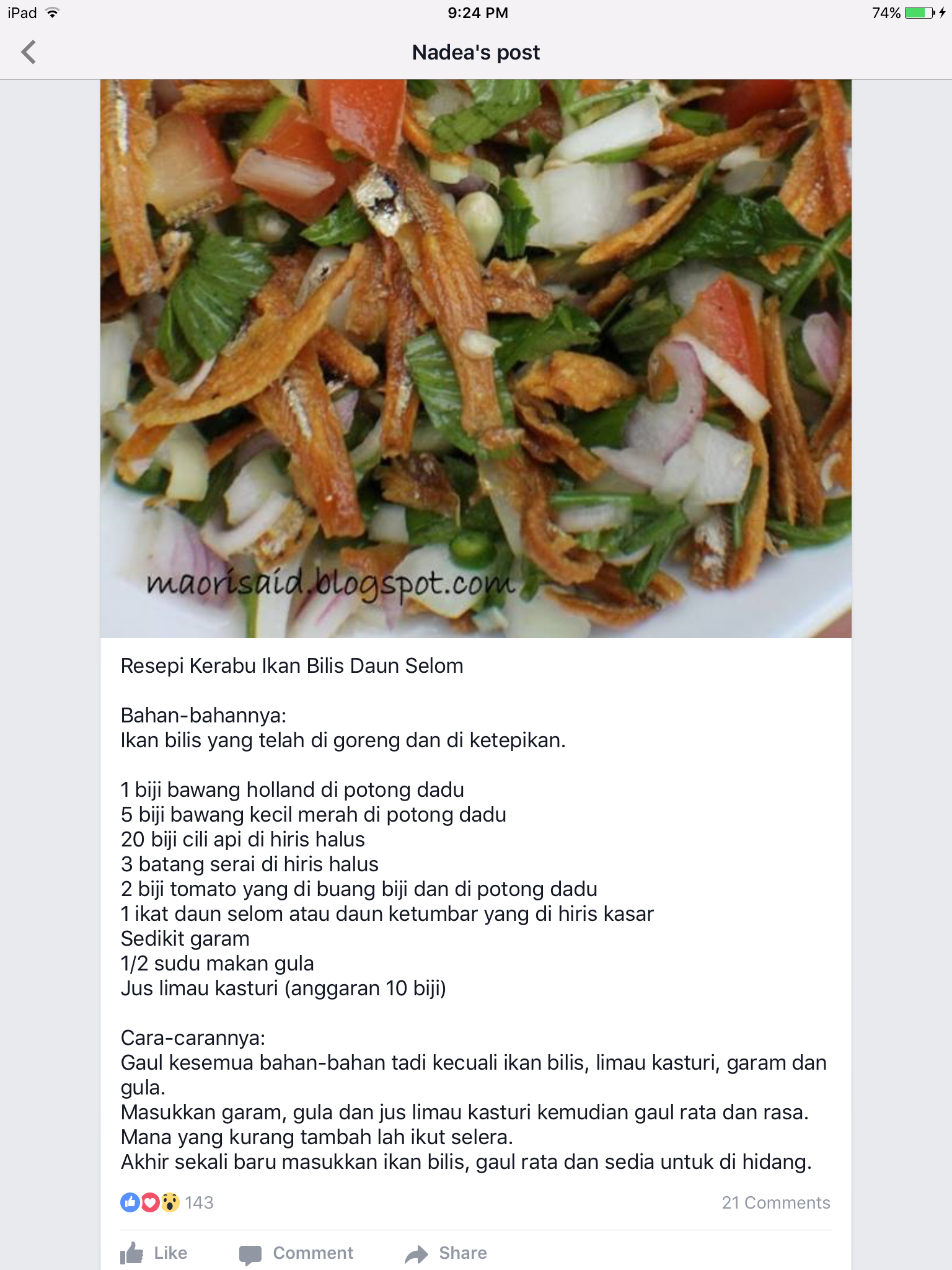 Pin by Jamaiyah MJ on Fish Food, Vegetables, Green beans