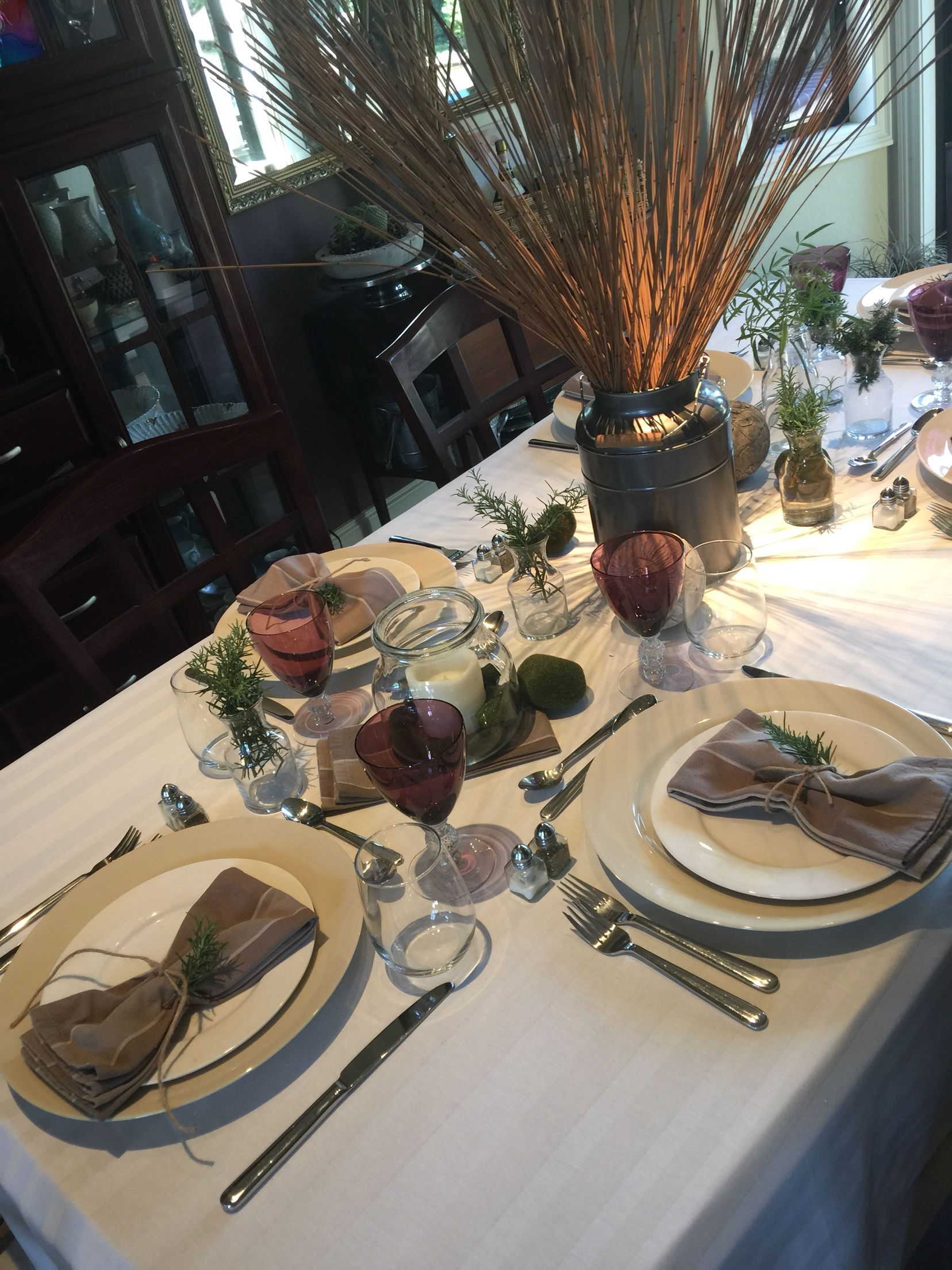 Provençal table 5