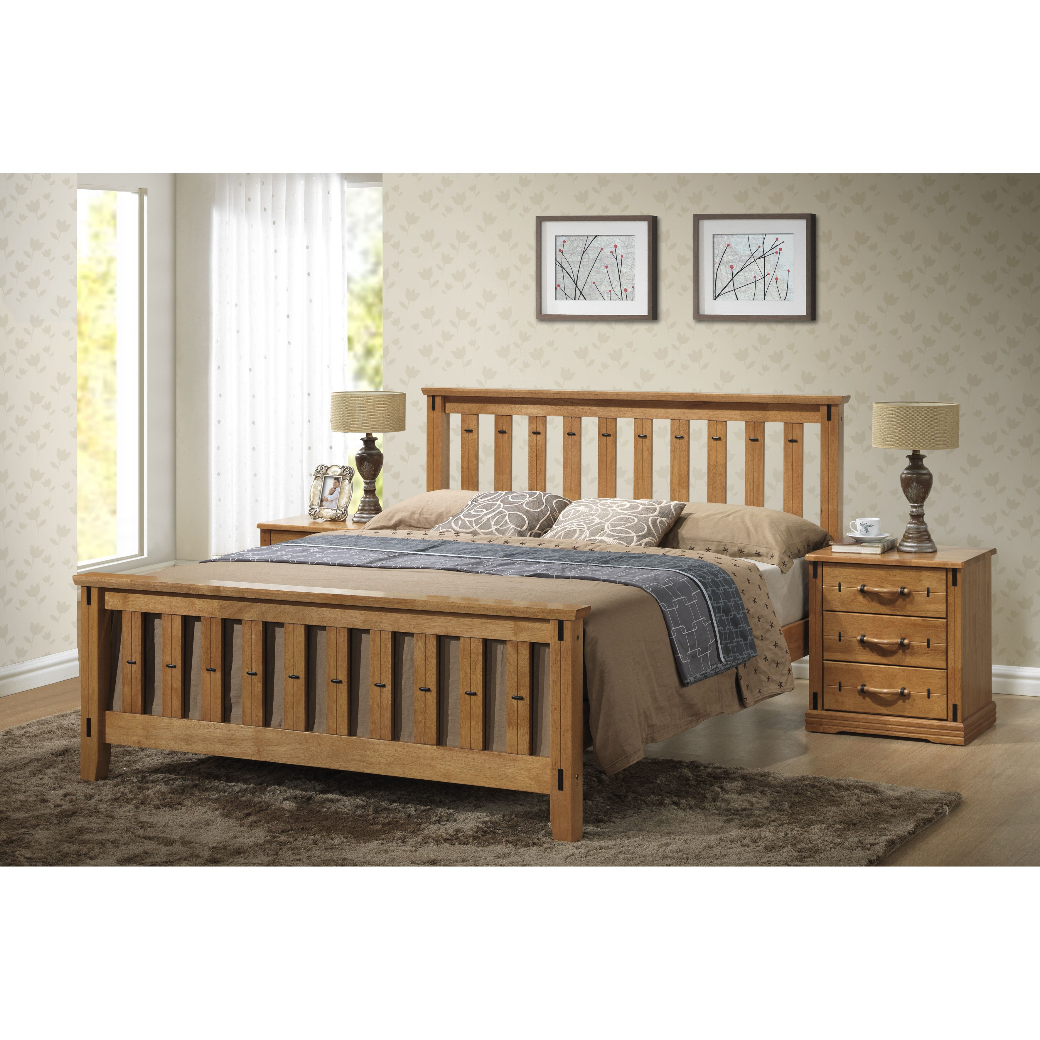 c3fa0e7eaed Customer Image Zoomed Wooden Bed Frames, Wooden Beds, Wooden King Size Bed,  Apartment