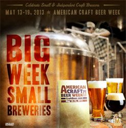 Celebrations for American Craft Beer Week