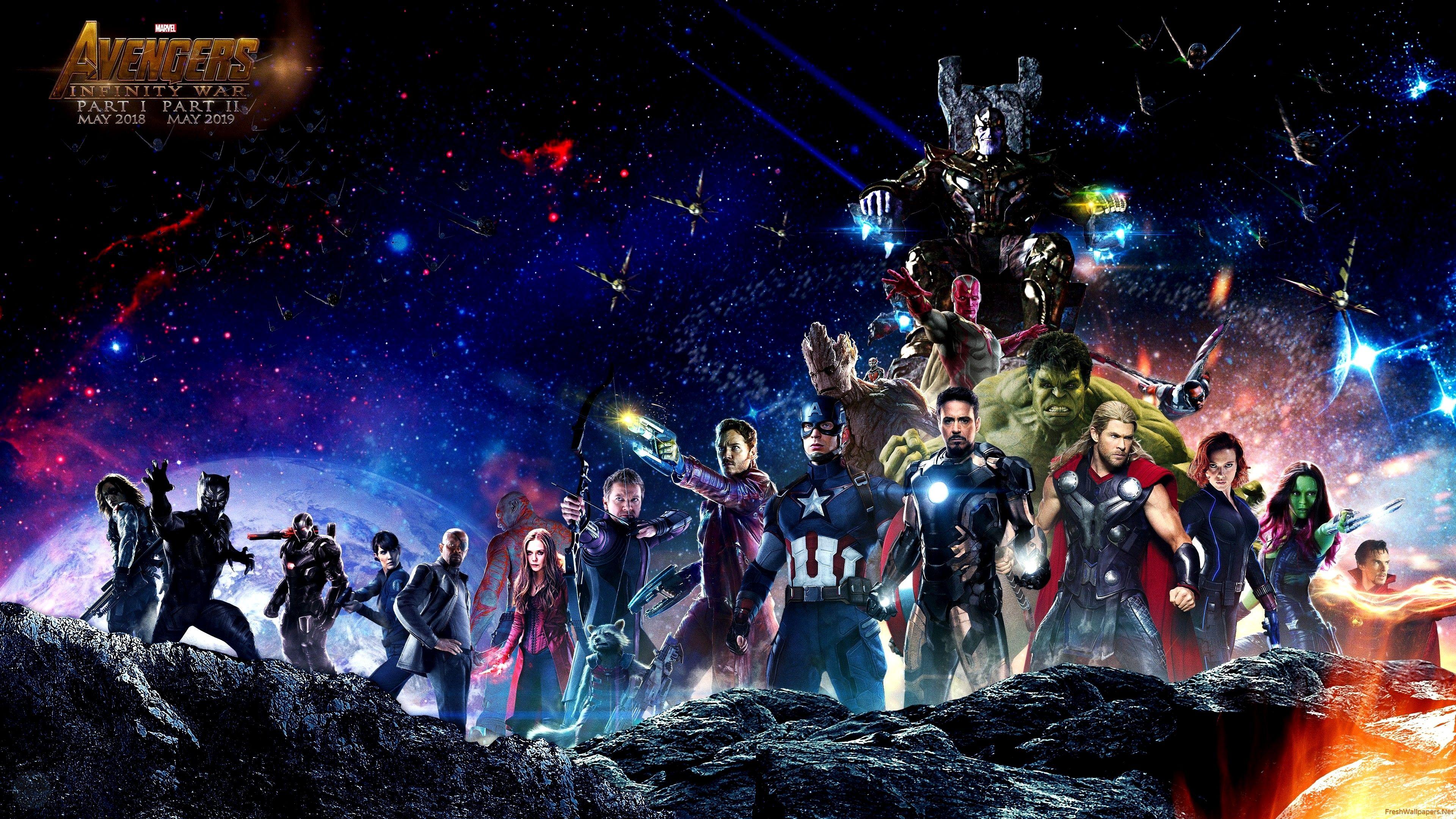 Avengers Endgame Wallpaper 4k Pc Trick In 2020 Avengers Wallpaper Marvel Wallpaper Marvel Background