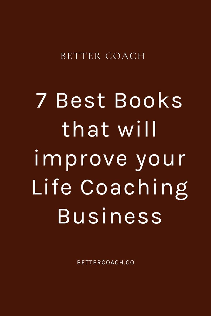 Get the list of best books for life coaches a life